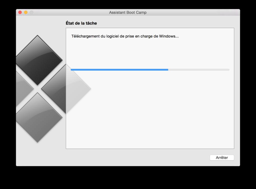 Instalación de Windows en un MacBook Pro Retina 5