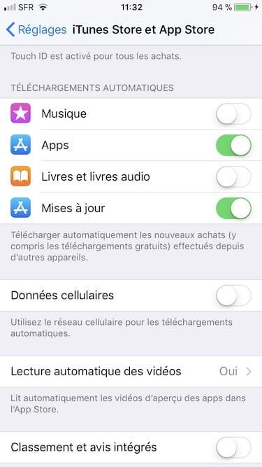 Desactivar las actualizaciones automáticas de tu iPhone 2