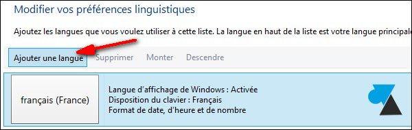 Cambio del idioma del teclado en Windows 4