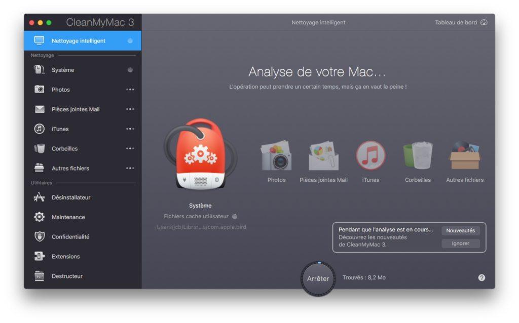 Optimizar macOS High Sierra (10.13) 2