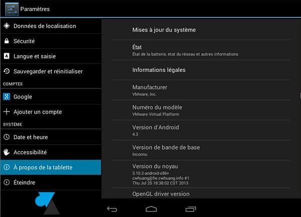 Instalación de Android en un ordenador