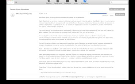 Actualización de Apple: OS X Yosemite 10.10.4, iOS 8.4 e iTunes 12.2