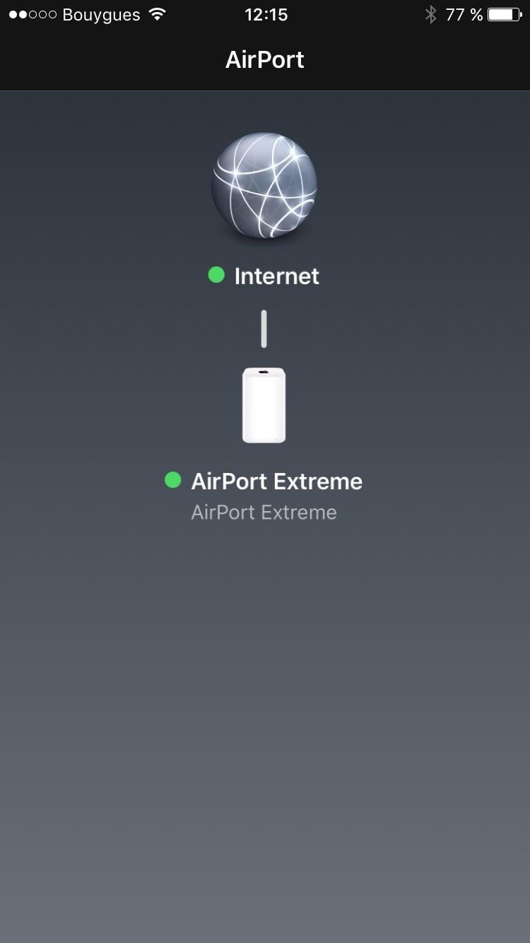 Apple Airport Extreme: descripción general y configuración