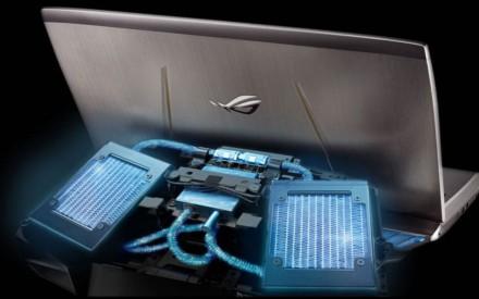 ASUS ROG GX800 : el PC extremo con SLI de GTX 1080 cuesta 7000 euros!