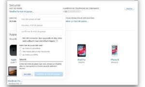 Cambiar la contraseña de tu iPhone / iPad / iPod