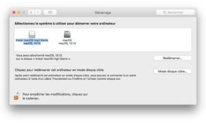 Lápiz USB de arranque MacOS High Sierra (10.13) : manual de usuario!