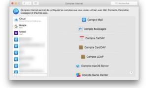 Configuración de una cuenta de Apple Mail para MacOS y Mac OS X