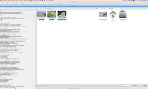 Convierte imágenes en Mac OS Sierra (10.12) a JPG, GIF, PNG, TIFF....