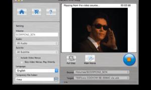 Cómo copiar un DVD de vídeo a Yosemite (Mac OSX 10.10)