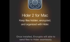 Cifrar un archivo en el MacBook
