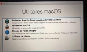 Inicie su Mac en modo Recuperación (recuperación de macOS)