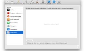 Desactivar alertas en Safari (notificaciones push)