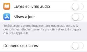 Desactivar las actualizaciones automáticas de tu iPhone