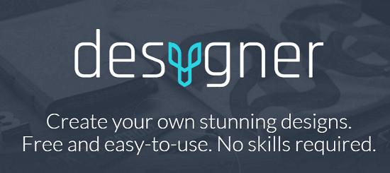 Desygner: el sitio web que te hará olvidar el photoshop 1