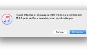 Degradación de iOS 12 a iOS 11: instrucciones de uso