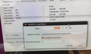 MacOS de arranque doble macOS Sierra Linux macOS (Debian, Ubuntu, Mint...)