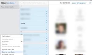 Exporta tus contactos de iPhone, iCloud y Mac