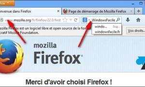 Instalar el navegador web Mozilla Firefox
