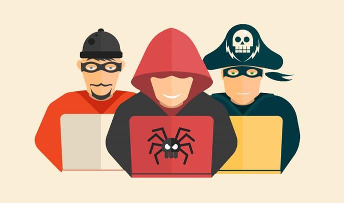 Los 5 hackers más buscados por el FBI