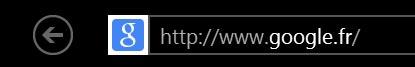 Cambiar la página principal de Internet Explorer 10