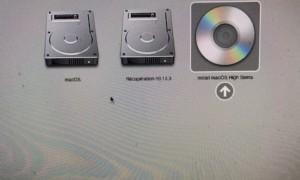 Grabar macOS High Sierra (10.13) a DVD