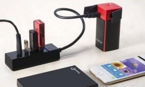 Conecte una llave USB a un iPhone / iPad / iPod