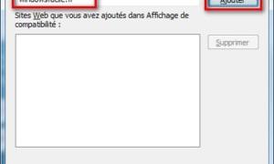 Use el modo de compatibilidad de Internet Explorer
