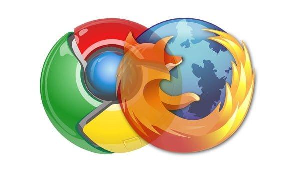 Instalar complementos de Google chrome y Mozilla Firefox