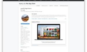 MacOS High Sierra 10.13.1: ¡disponible para todos los Mac!
