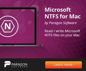 NTFS macOS Mojave macOS (10.14) : instrucciones de uso