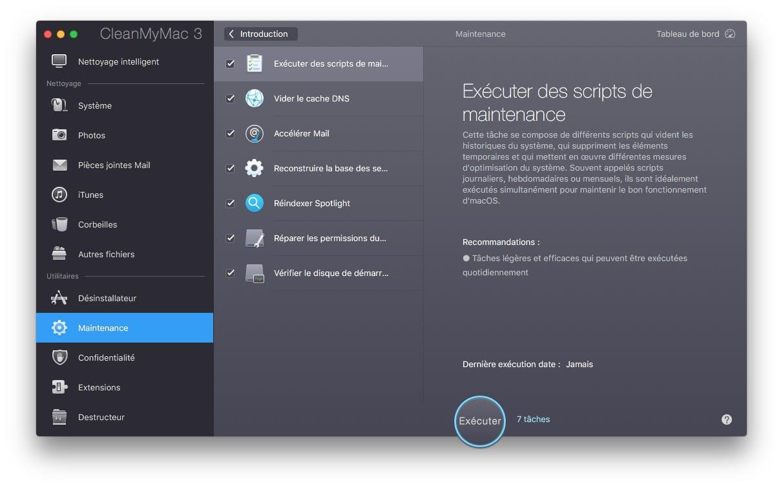 Limpieza macOS High Sierra (10.13): instrucciones de uso