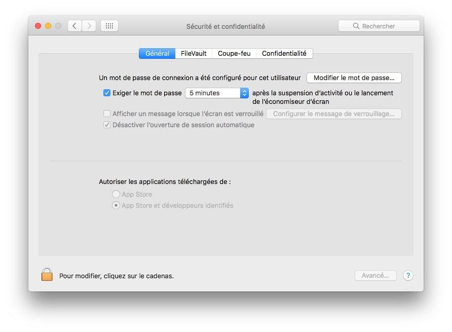 Abrir aplicaciones no identificadas en macOS Sierra (10.12)