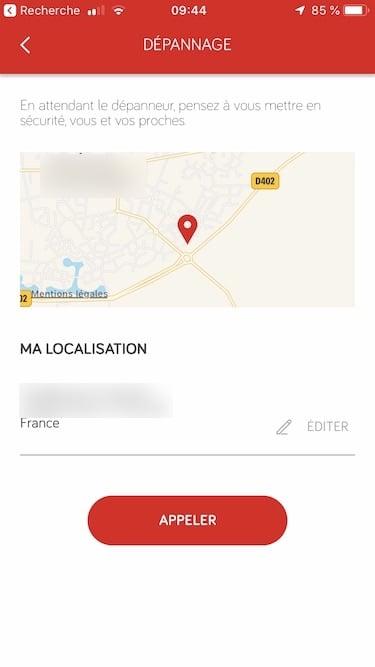 Comparte tu posición en iPhone (Mensajes, Mapas, Mapas)
