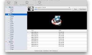 Recuperación de datos borrados en Mac OS Sierra (10.12)