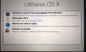 Reinstalar macOS Mojave (10.14) en caso de problemas