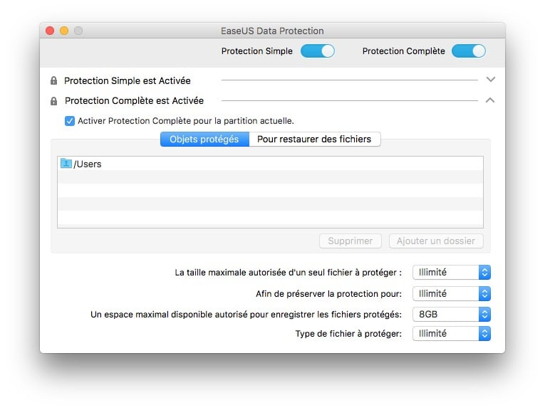 Restaurar archivos borrados en Mac (Sierra, El Capitan...)