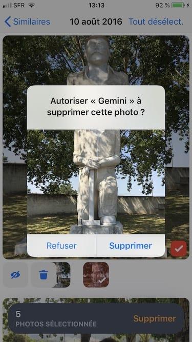 Eliminar fotos duplicadas en tu iPhone / iPad