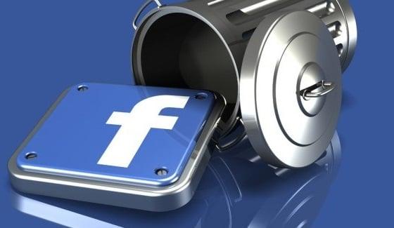 ¿Cómo elimino una cuenta de Facebook?