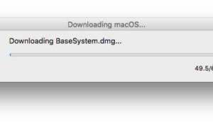 Descargar el archivo de instalación completo de macOS Mojave (10.14)