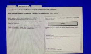 Prueba tu Mac con Apple Hardware Test / Apple Diagnostics