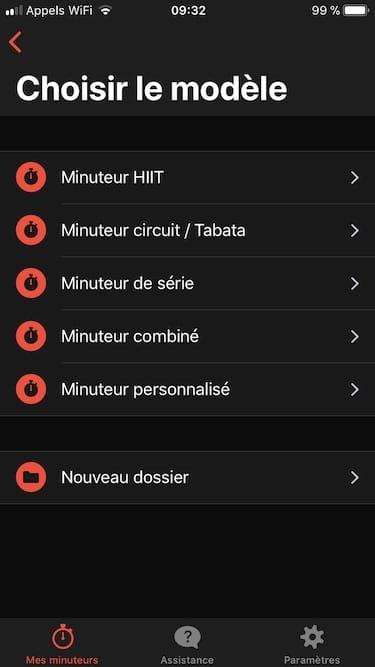Uso del cronómetro de tu iPhone