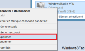 Windows 8 / RT: Configuración de un cliente VPN