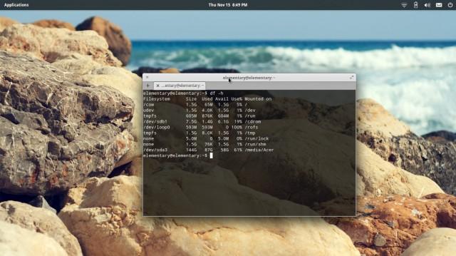 Elemental, distribución Linux para descubrir 7