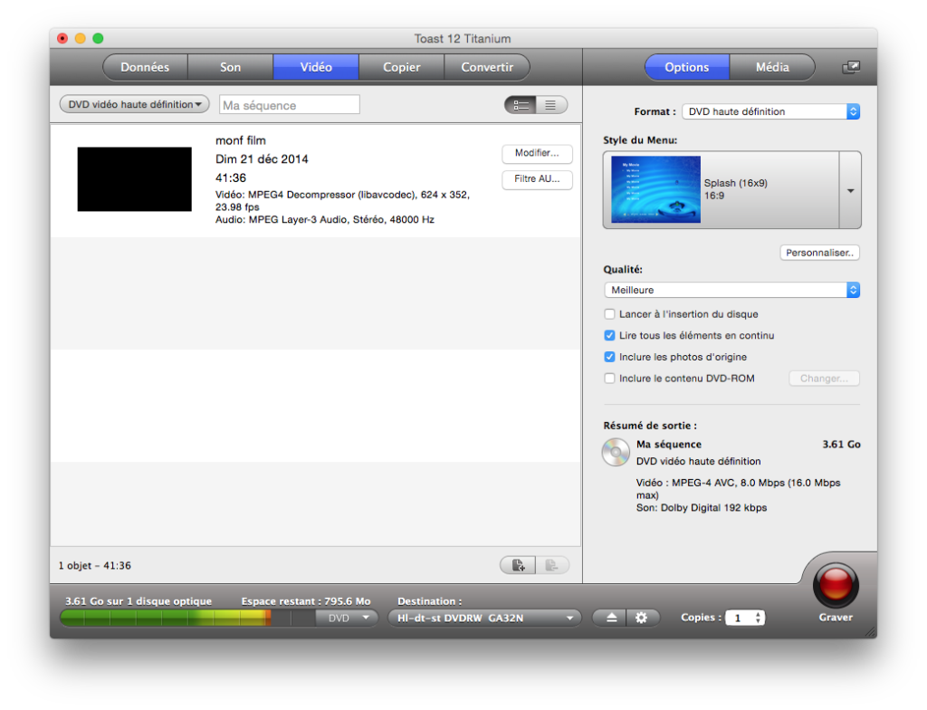 Cómo grabar en Yosemite (Mac OS X 10.10) 6