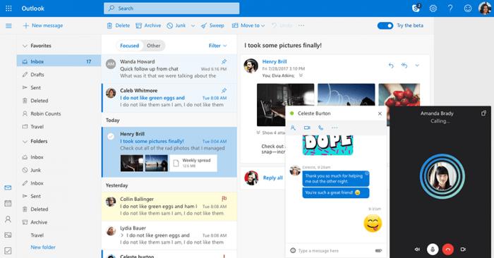 Microsoft lanza el nuevo Outlook.com look para todos los usuarios