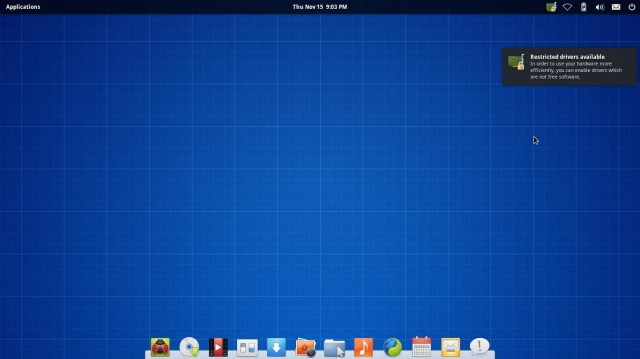 Elemental, distribución Linux para descubrir 1