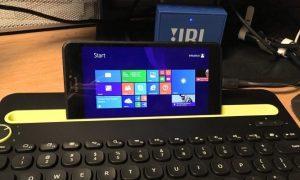 Los usuarios están poniendo Windows para PCs en los smartphones Lumia