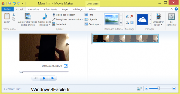 Edición de vídeo con Windows Movie Maker 5