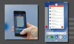 Android P gana gestos en la interfaz y características de inteligencia artificial