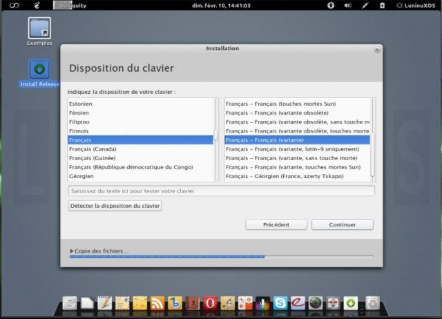 Luninux OS, instalarlo en un disco duro en blanco 6